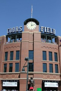 16Th Street Mall Denver - Coors Field Stadium