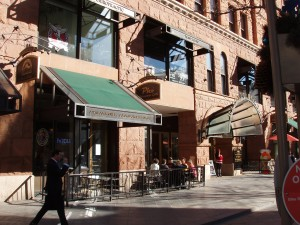 16Th Street Mall Denver Restaurants