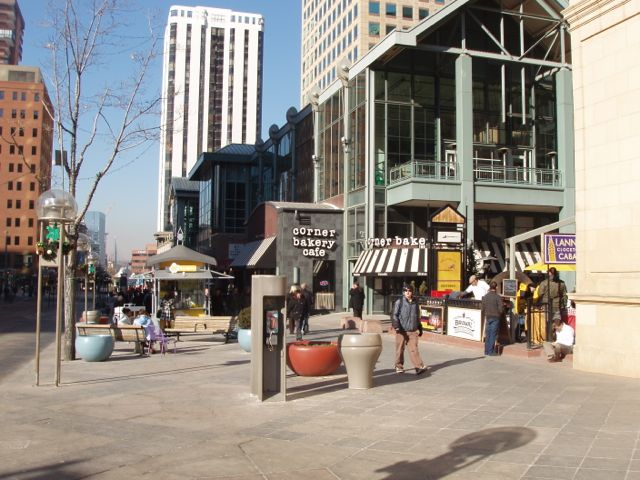 Clothing Stores Th Street Mall Denver