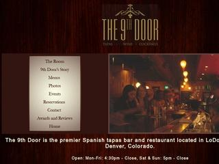 The 9th Door & The 9th Door « 16Th Street Mall Denver Attractions