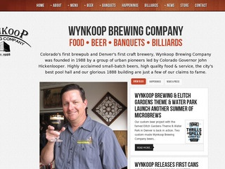 Wynkoop Brewing Co